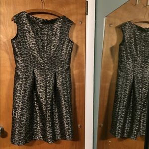 9&co. dress Dresses - 9&Co. black and silver dress